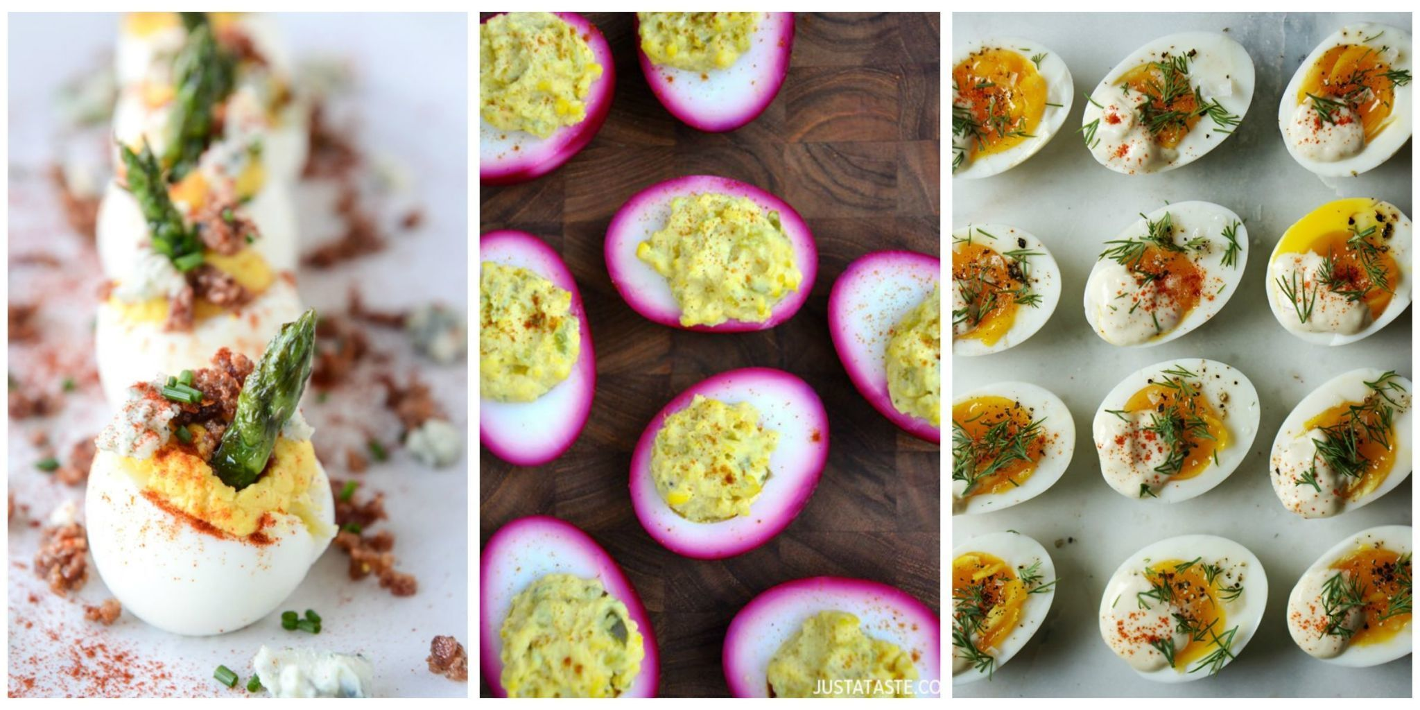 20 Different (and So Delicious) Ways to Make Deviled Eggs