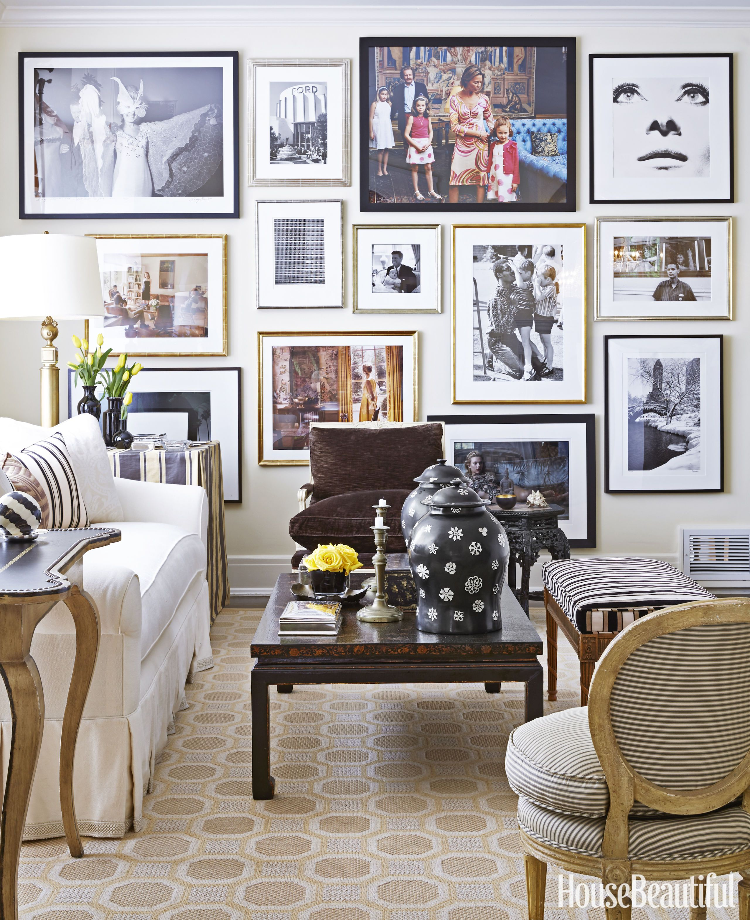 22 Wall Art Ideas You'll Want To Steal Immediately