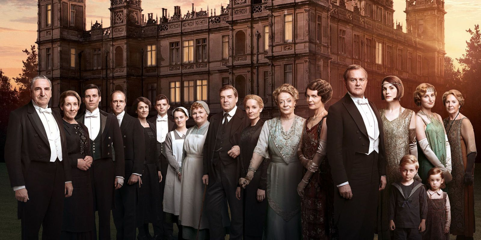 8 Shows to Watch If You're Still Not Over Downton Abbey