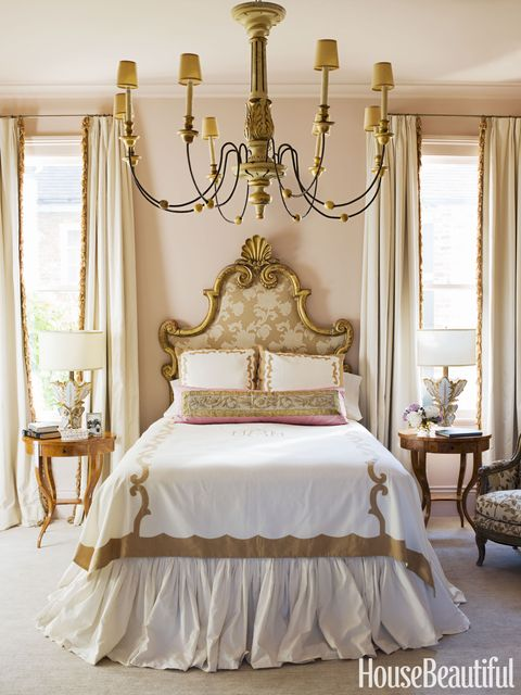 Bedroom Colors That Go With Gold bedroom color meanings - best bedroom color palettes