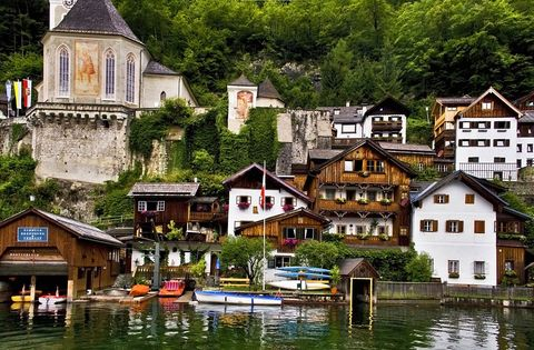 Hallstatt, Austria