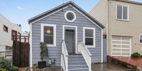 cheapest cottage in San Francisco