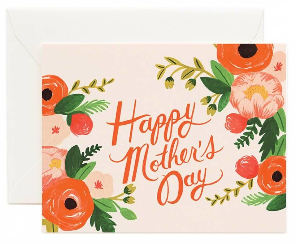 18 Mother's Day Card Ideas - Best DIY and Store Bought Cards for ...