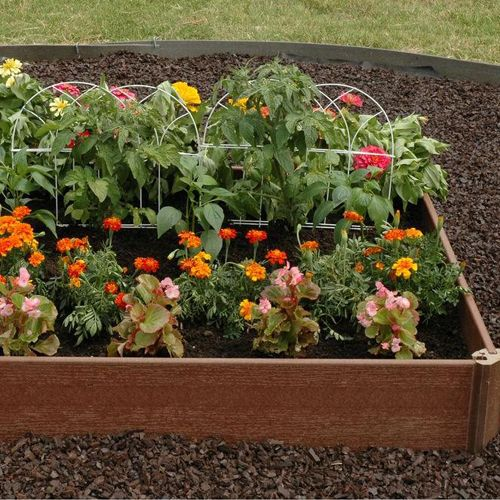 Greenland Gardener Raised Garden Bed Kit