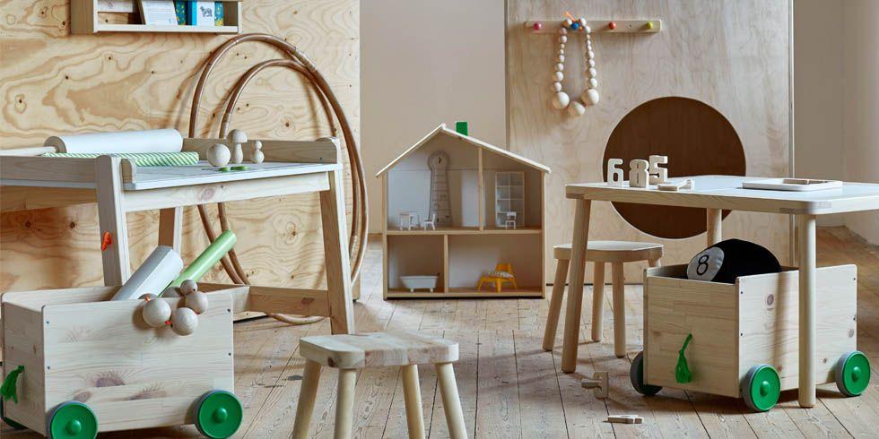 Ikea Launches New Flisat Playroom Line, Playroom Furniture Ikea