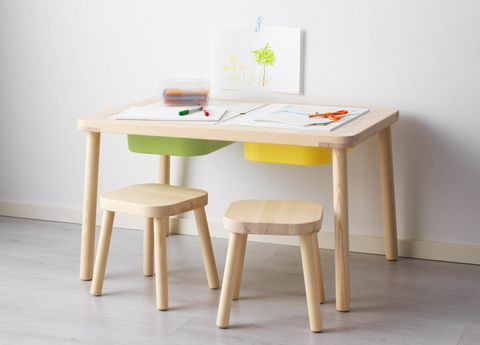 be8b00de52ac IKEA Launches New FLISAT Playroom Line - IKEA Furniture for Children