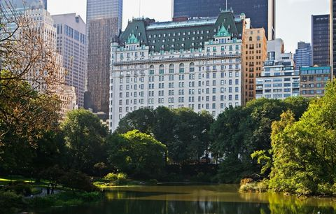 You Won't Believe How Many Famous People Have Called The Plaza Home