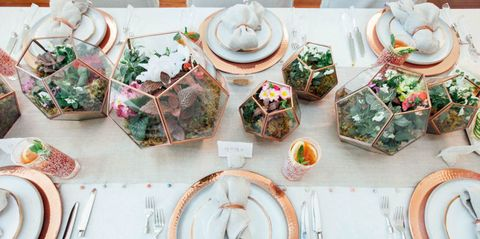 This Mother's Day Brunch Is All About The High-Low Mix