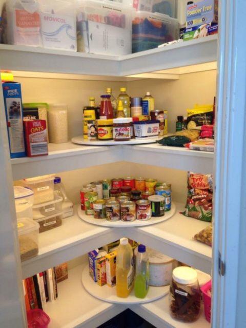 & 30+ Best Kitchen Organization Ideas - How to Organize Your Kitchen