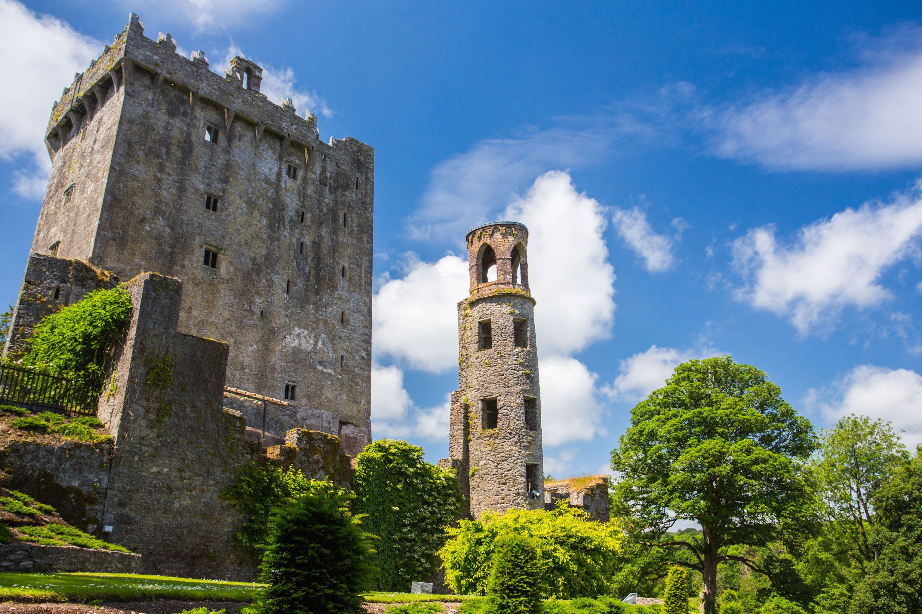 The World's Most Beautiful Historic Castles