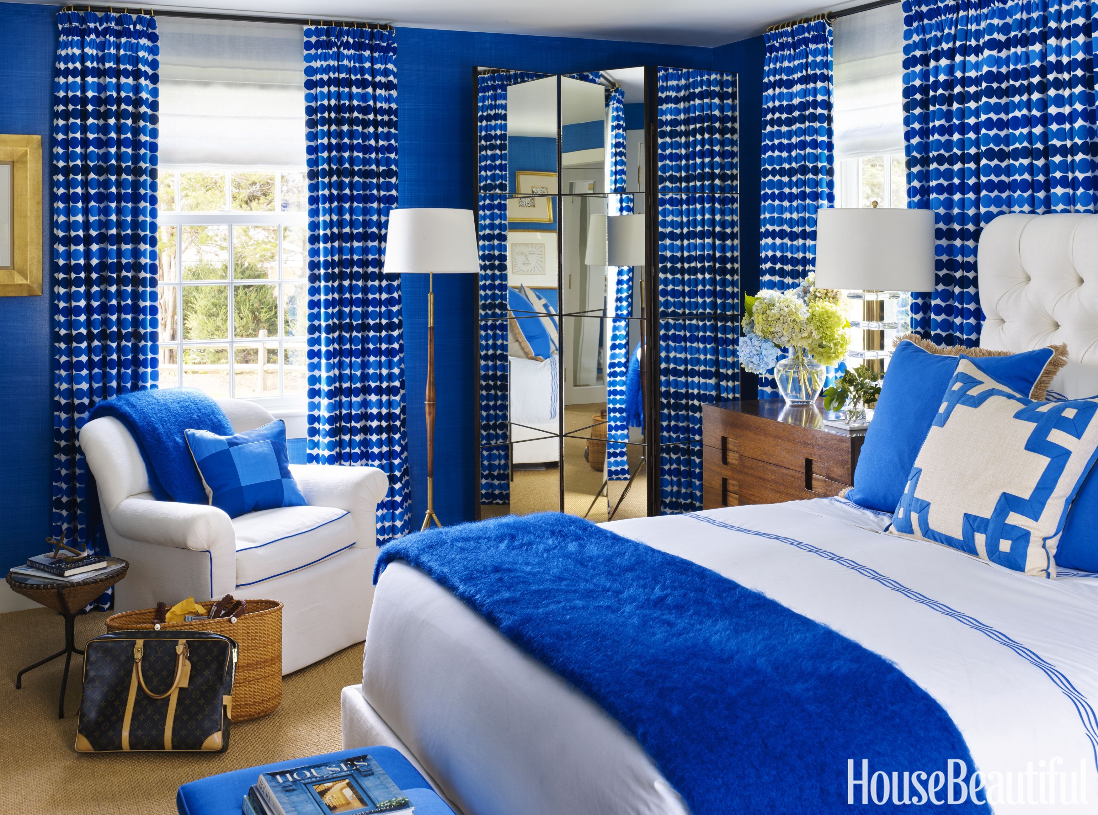 26 Best Blue Rooms Decor Ideas For Light And Dark Blue Rooms