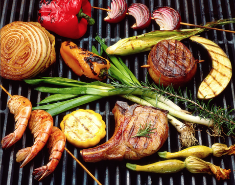 Food, Cuisine, Ingredient, Cooking, Dish, Barbecue grill, Vegetable, Grilling, Recipe, Produce,