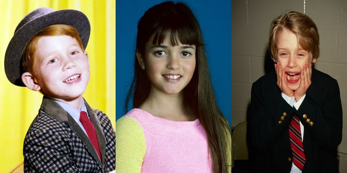 Child Stars What Your Favorite Child Stars Look Like Today