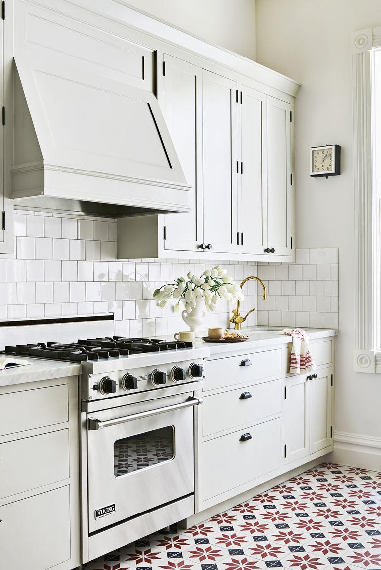 10 Best Kitchen Tile Design Ideas in 2018 - Kitchen Floor ...