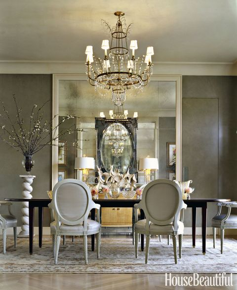 How to Decorate With Mirrors - Jan Showers Interior Design Tips