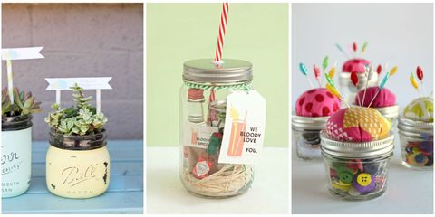 25 Mother's Day Gifts That Belong in a Mason Jar