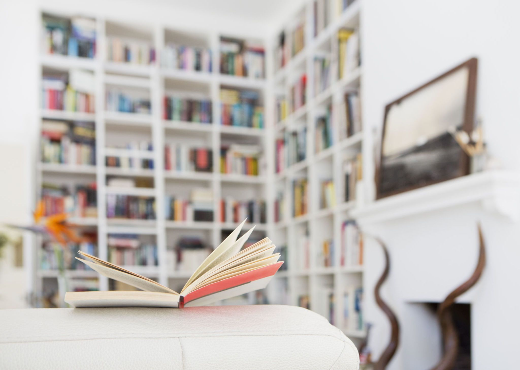 The Surprising Reason Why Books Smell So Good