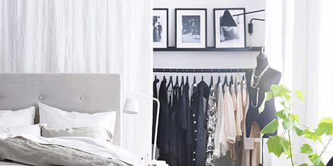 15 Best Small Closet Organization Ideas - Storage Tip for ...