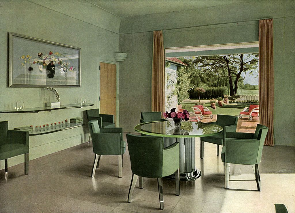 Interior Trends   These Were The Trendiest Interiors The Year You Were Born