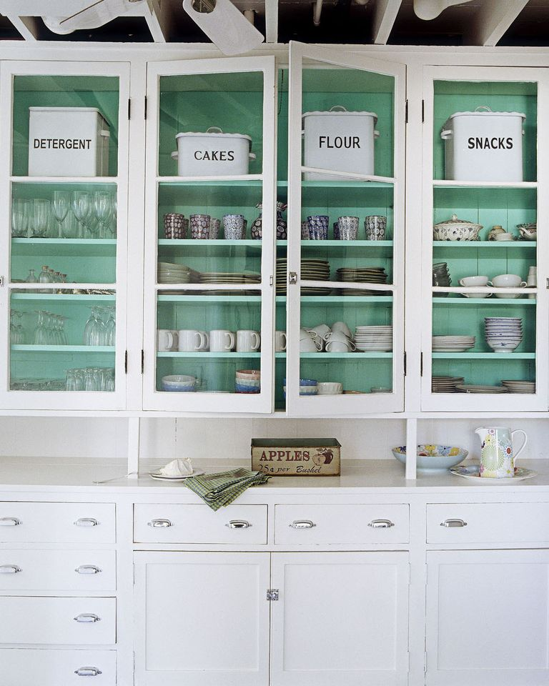 Green Kitchen Theme Ideas: Ideas For Green Kitchen Design