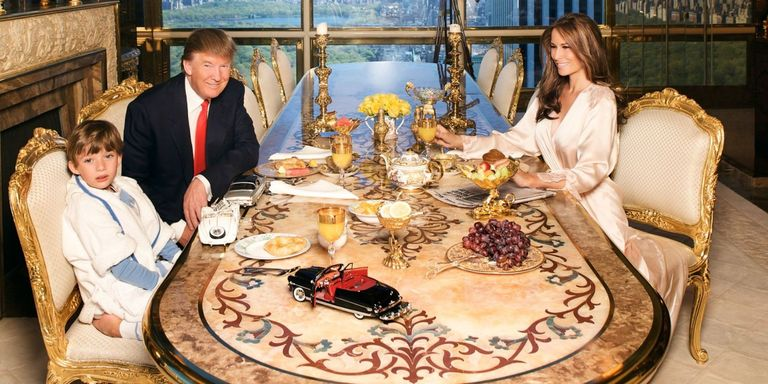 Donald Trump Apartment