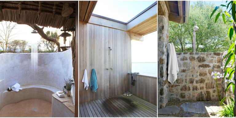9 Best Outdoor Shower Ideas - Design Inspiration & Pictures of ...