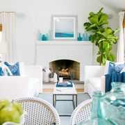 Blue, Green, Interior design, Room, Home, Turquoise, Wall, Teal, Interior design, Living room,