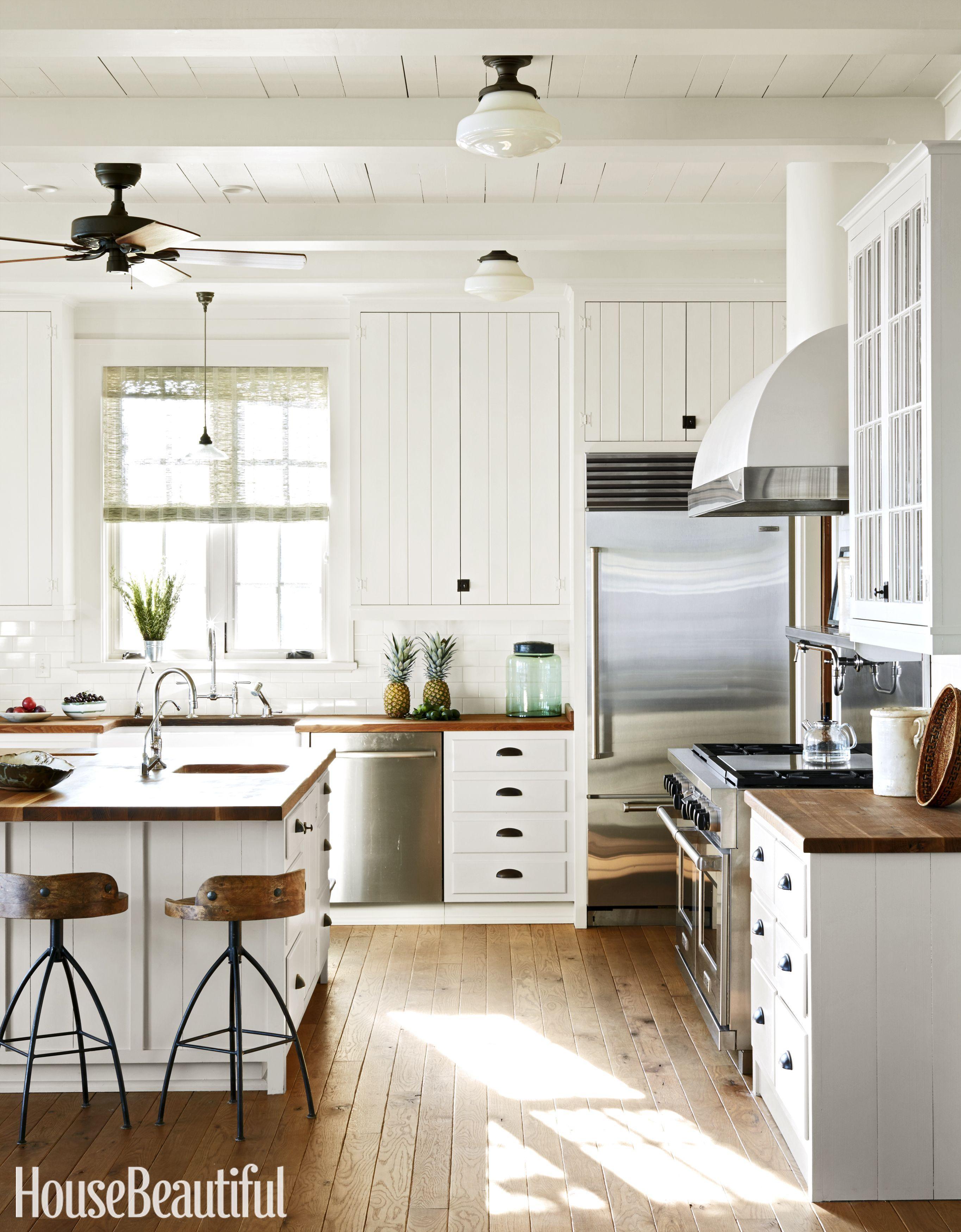Tammy Conor White Kitchen