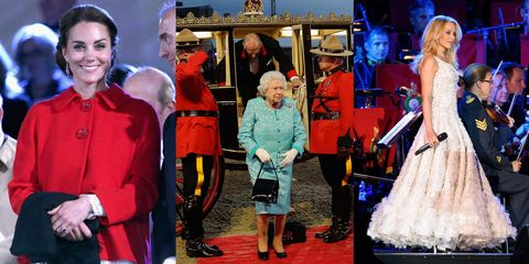 Everything That Went Down at Queen Elizabeth's 90th Birthday Party