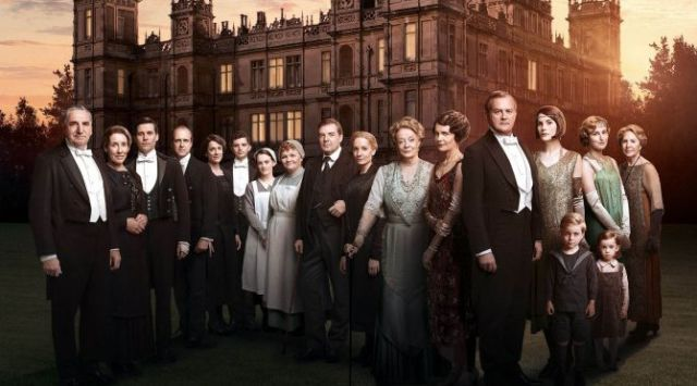 Julian Fellowes Hints That A Downton Abbey Film Is Quite Likely