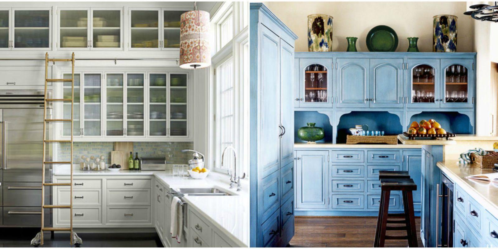 40 unique kitchen cabinet ideas