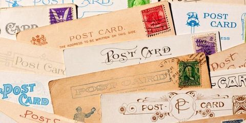 Paper product, Paper, Font, Mail, Rectangle, Banknote, Envelope, Handwriting, Peach, Money,