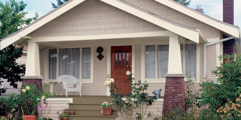 most popular exterior paint colors best exterior home colors - Exterior House Colors Blue