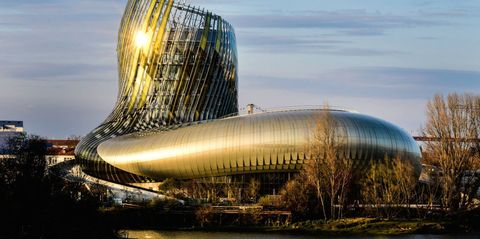 "The ""City Of Wine"" Theme Park Opens In France Next Week"