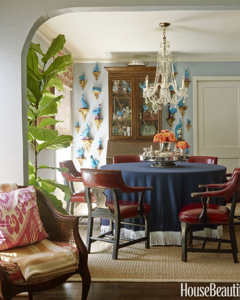 house beautiful dining rooms | 85+ Best Dining Room Decorating Ideas and Pictures