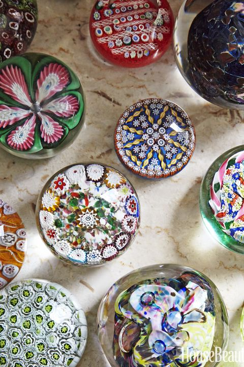 <p>Curios collected on your travels across the world, or across town at an estate sale.<br></p>