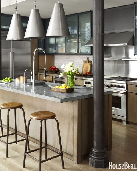 Kitchen Interior Ideas: Industrial Kitchen Design Ideas