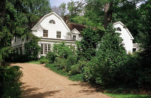 Hillary Clinton house