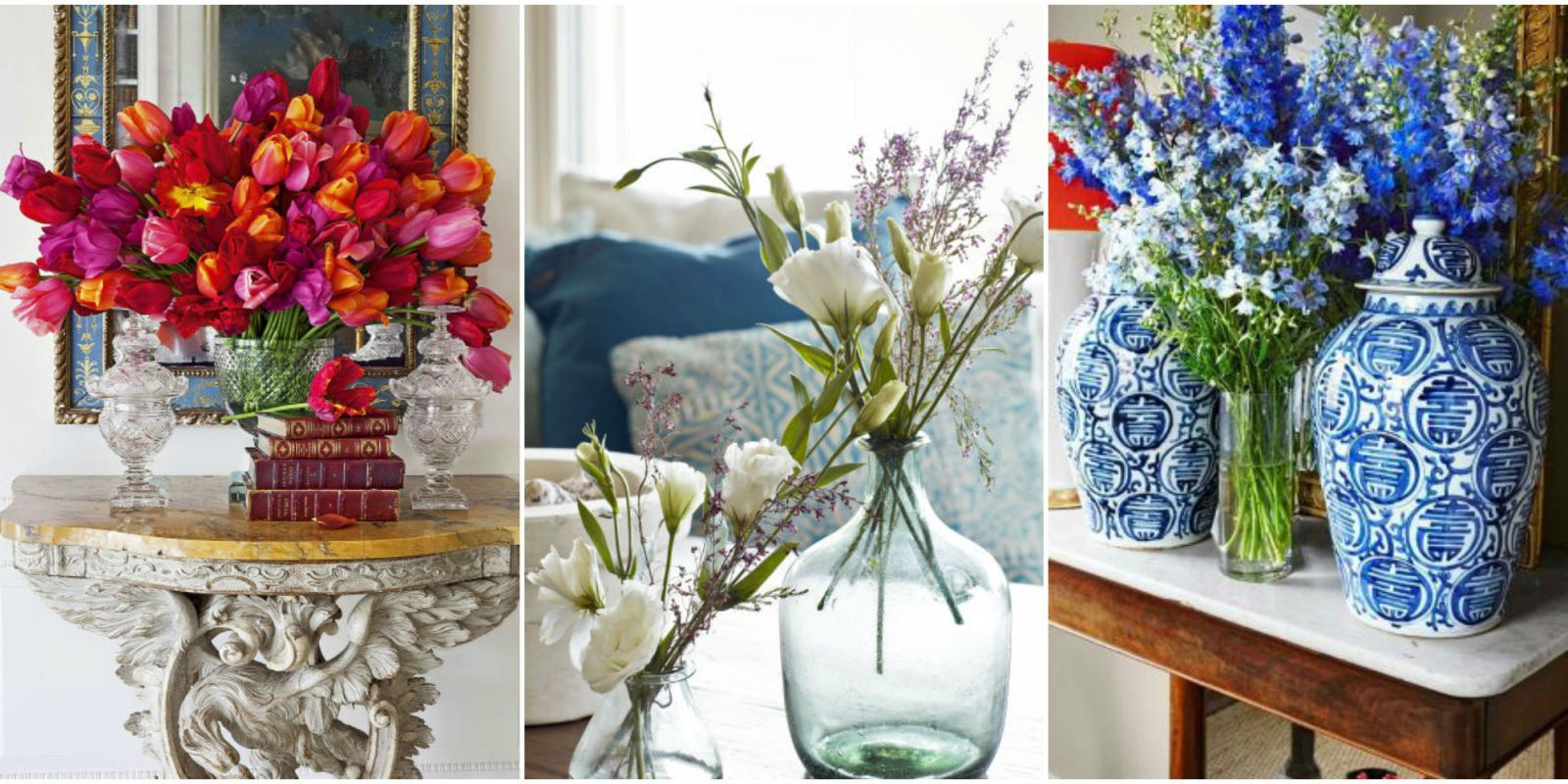 Image. Learn To How To Make Beautiful Floral Centerpieces ...