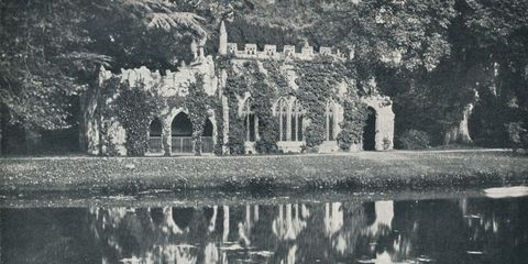Frogmore Gothic Ruins