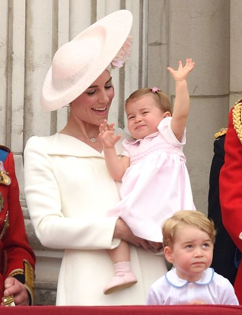 george charlotte queen birthday