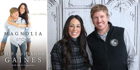 Harpercollins Publishing Getty It S Hard To Imagine The Goofy Chip Gaines