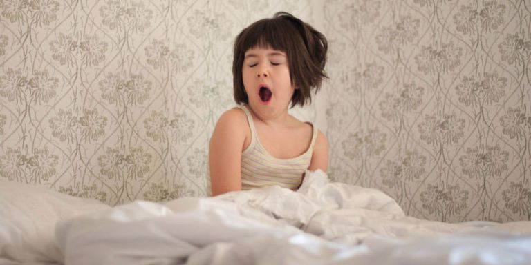 Here's Exactly How Much Sleep Your Kid Needs