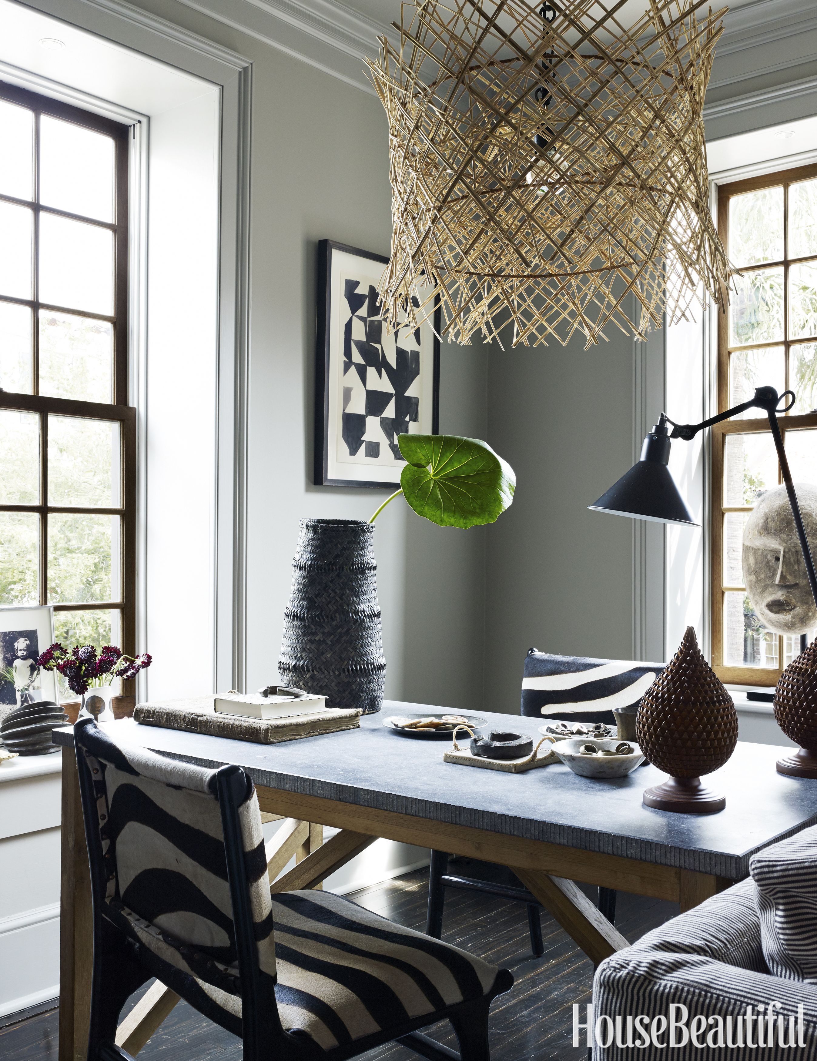 63 Best Home Office Decorating Ideas   Design Photos Of Home Offices    House Beautiful Part 83