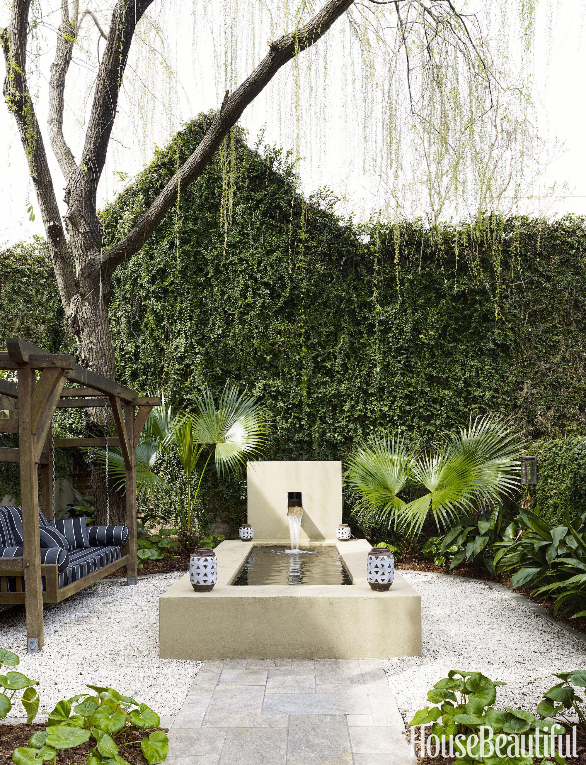 Home Fountain Design. Björn Wallander. Garden Fountain