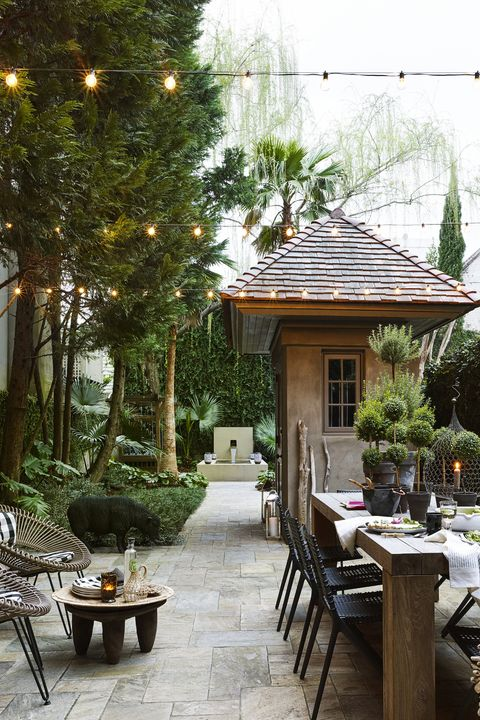 37 Breathtaking Backyard Ideas - Outdoor Space Design Inspiration on hangar home designs, back yard hillside waterfalls, back yard ponds and streams, back yard renovation ideas, front exterior home designs, back yard ideas with park benches, back yard dream homes, double story home designs,