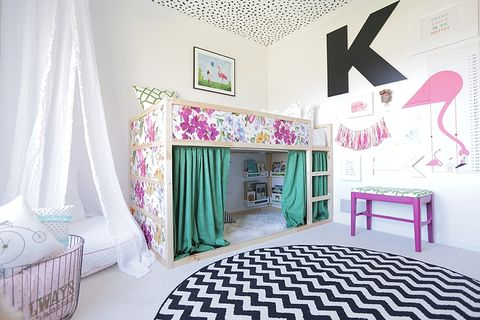 The Divine Living Space kids room