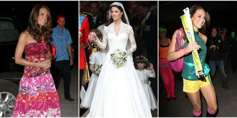 Kate Middleton's 22 Most Controversial Outfits