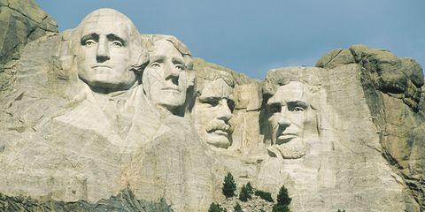 mount rushmore famous american landmark facts