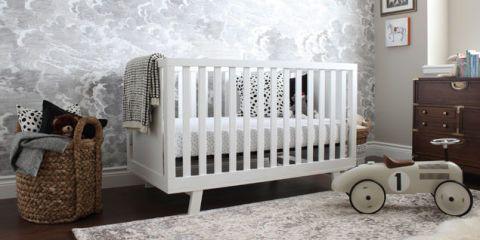 One Room Challenge Nursery Ideas - Decorating Ideas for Baby Nurseries